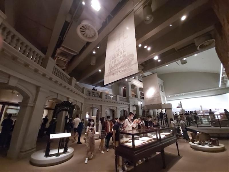 【博物之島新訊】博物館作為抗爭場所—香港政治行動者在博物館中發聲
