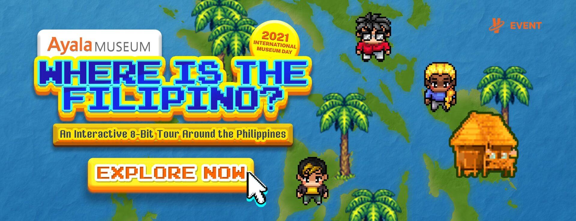 【博物之島新訊】遊戲、社交與看展一次滿足!菲律賓阿亞拉博物館以Gather.Town玩轉虛擬體驗
