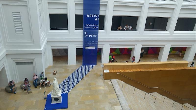 【博物之島專文】各國藝術如何在展覽中對話?從特展「畫筆下的帝國」看新加坡國家美術館的跨國對話展覽模式