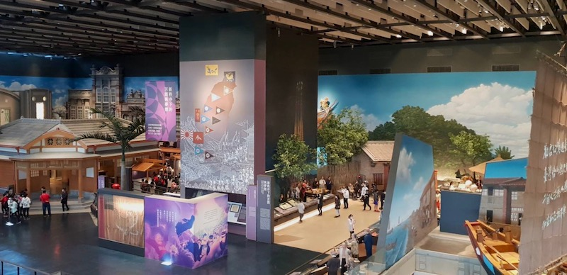 【博物之島專文】面對當代與指向未來的歷史博物館 ─ 評「臺史博」常設展「斯土斯民:臺灣的故事」(一)