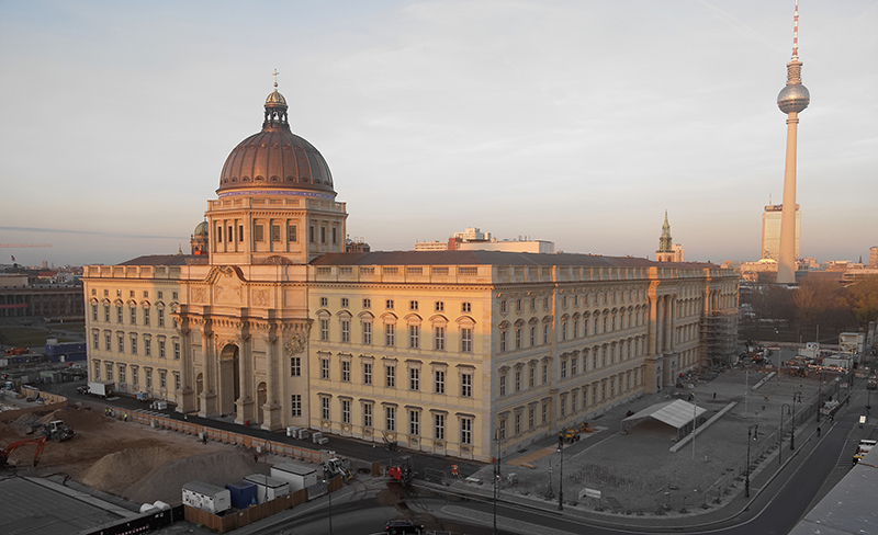 【博物之島專文】在歷史重鎮內打造新形態民族學博物館 —柏林洪堡論壇的華麗變身
