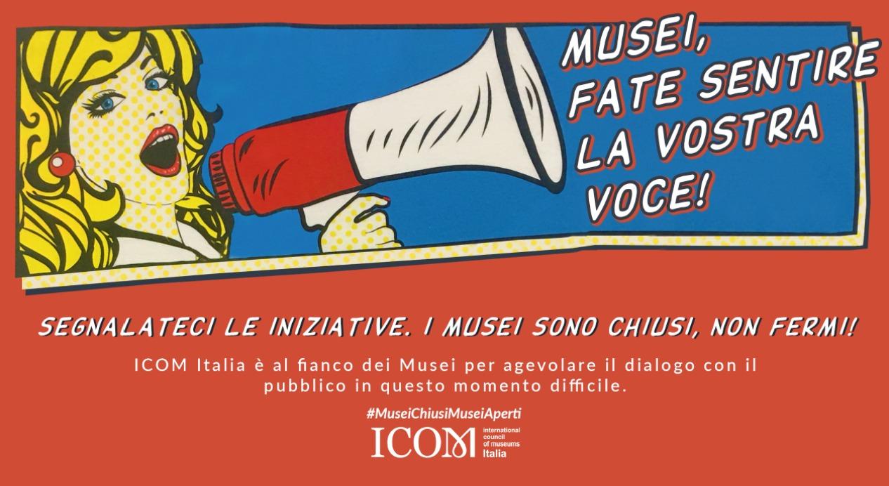 【博物之島新訊】義大利博物館因疫情關閉,國家委員會超暖心打氣