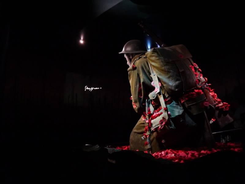 【亞太博物館連線專欄】偉大卻慘烈的戰役 ─「加里波利:戰爭之殤」特展,屬於紐西蘭人的歷史詮釋