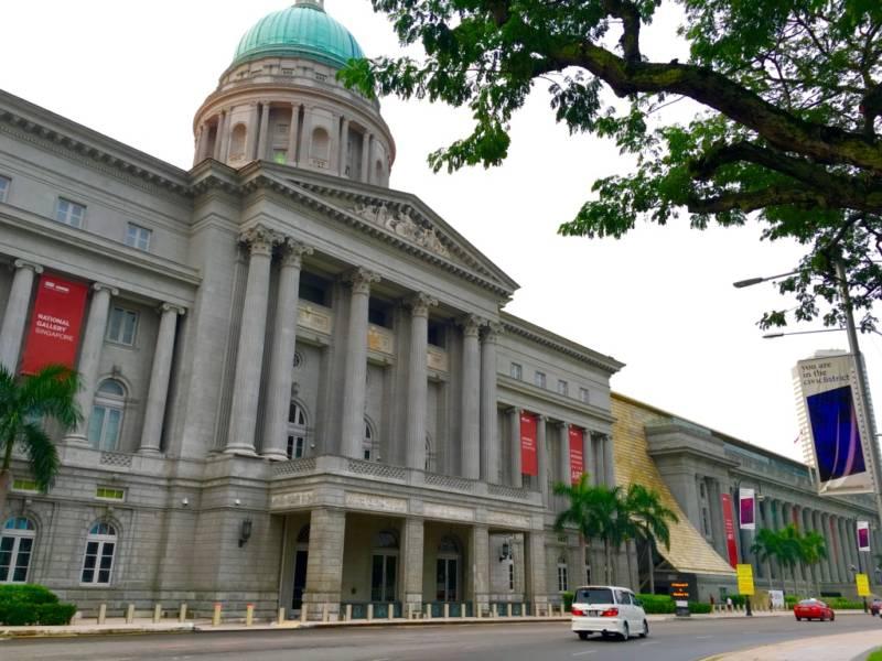 【亞太博物館連線專欄】不再讓歷史與記憶缺席的美術館:新加坡國家美術館