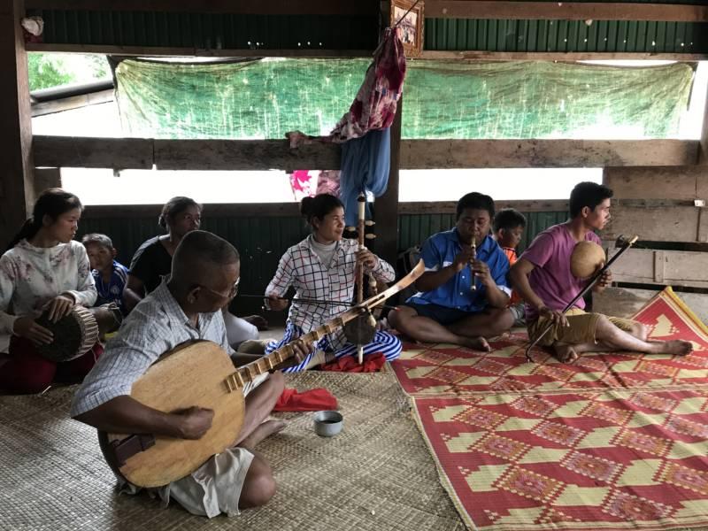 【亞太博物館連線專欄】搶救瀕危文化!柬埔寨文化工作者重建傳統表演藝術之路