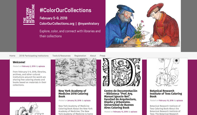 Color Our Collections幫收藏重新上色