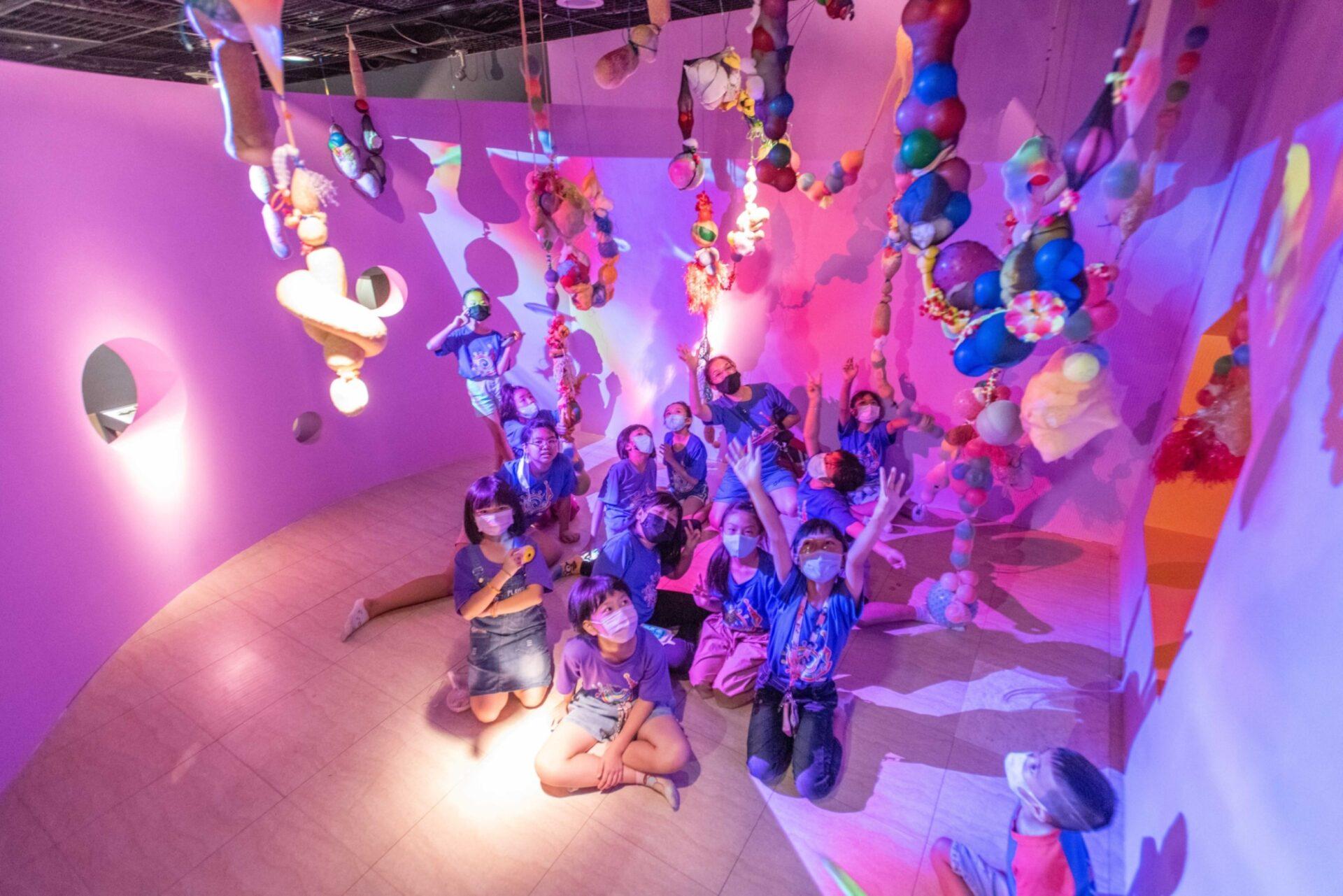 高雄市立美術館兒童美術館:2020/07/11-2021/08/29【材料「長」這樣,藝術「展」那樣–藝術家的點石成金術】