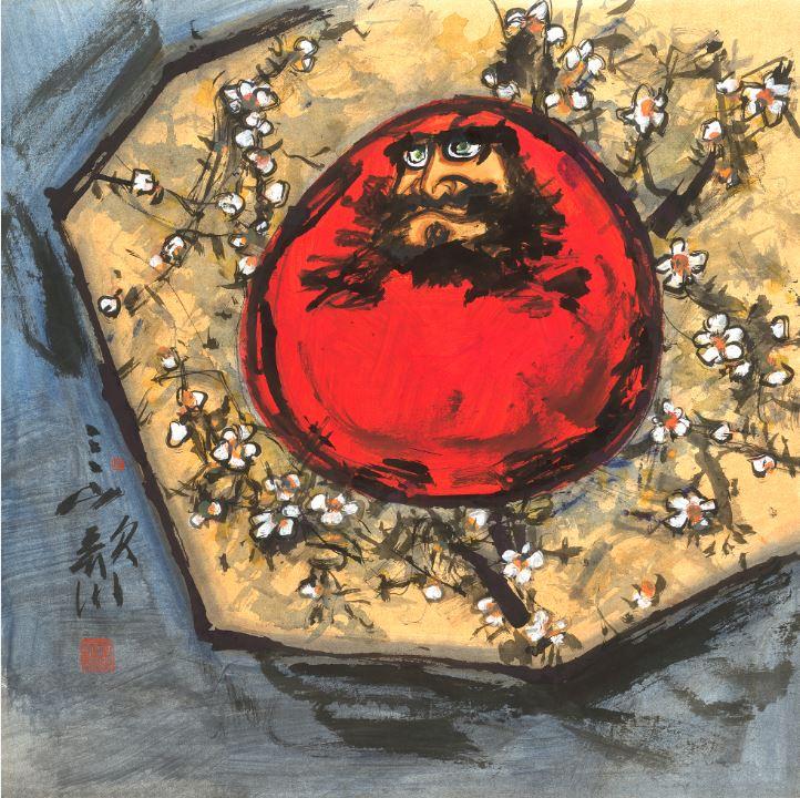 佛光緣美術館台北館:2020/08/01-11/01 【跨域與融合—黃歌川百歲紀念巡迴展】