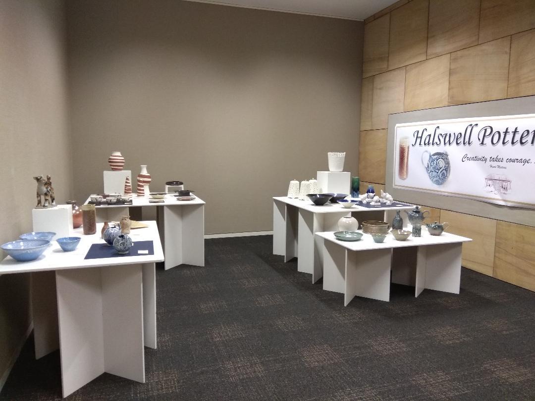 佛光緣美術館紐西蘭二館:2019/10/8-2019/11/10【「Halswell陶瓷藝術」聯展】