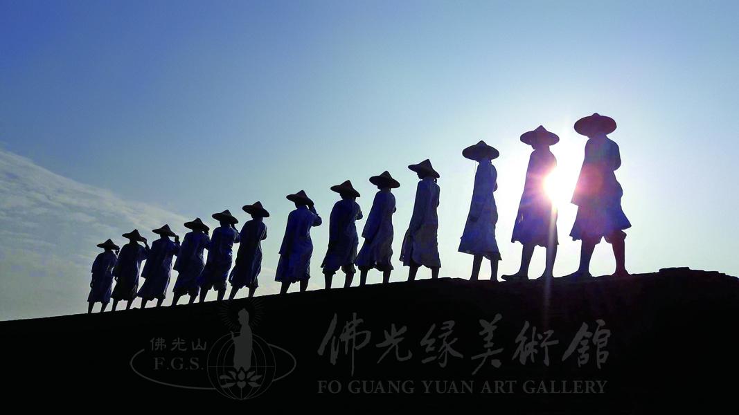 佛光緣美術館總館:2019/5/8-2019/6/9【聖地行腳─2019佛誕特展Pilgrimage – 2019 Buddha's Birthday Exhibition】