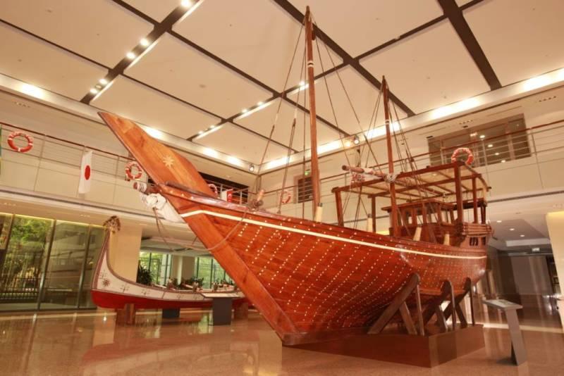 長榮海事博物館:2017/4/19-26【「聽說博物館很好玩」教師研習活動】(現正開放報名)
