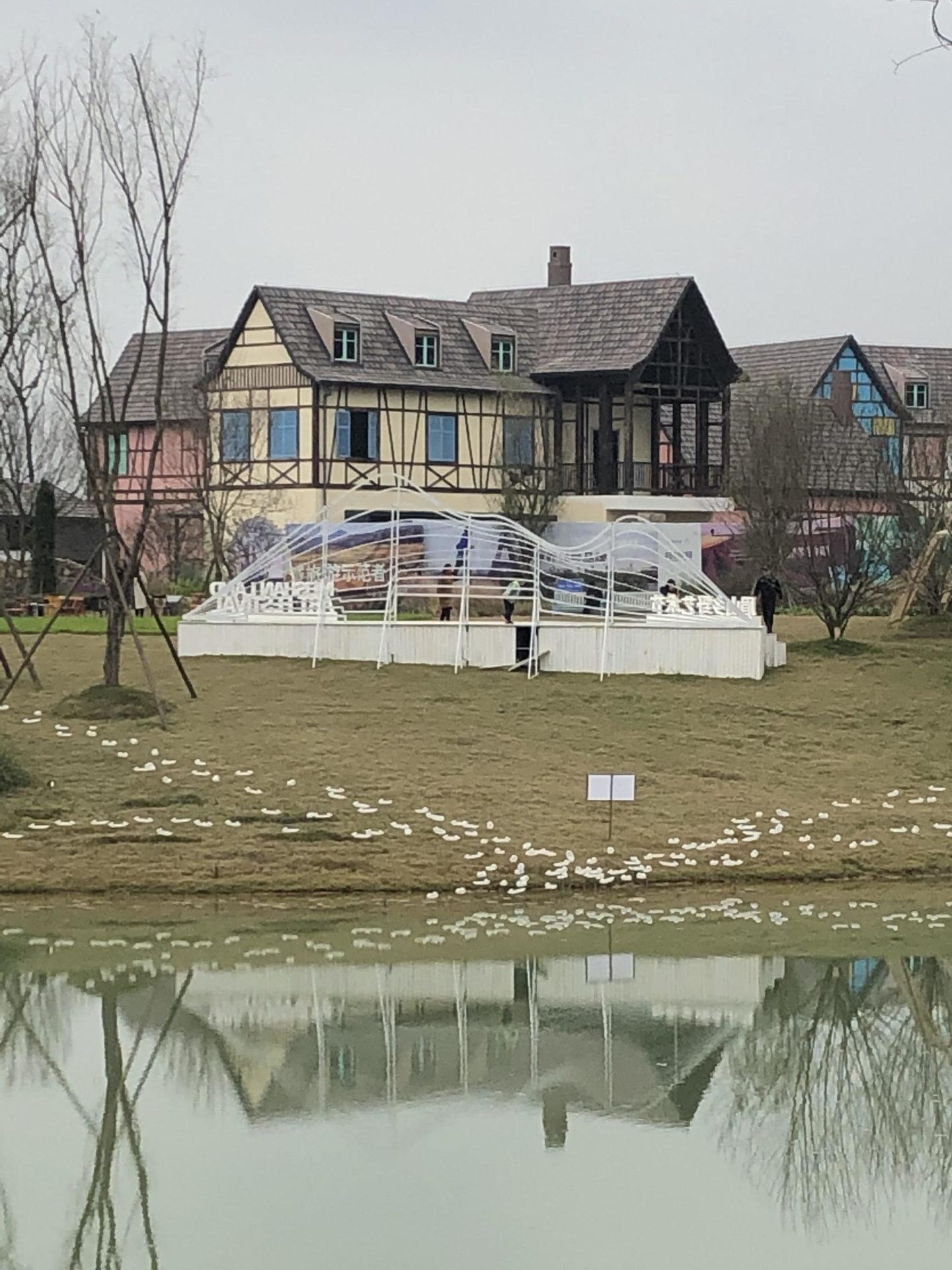 【亞太博物館連線專欄】中國鄉村振興:一場進行中的大地藝術