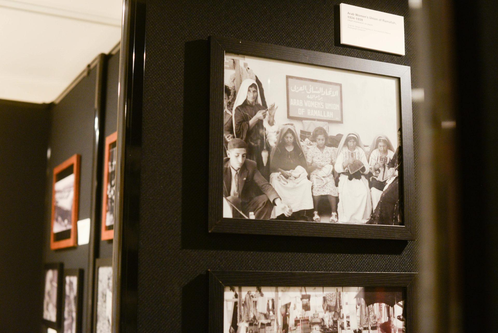 【博物之島新訊】在白宮旁訴說自身故事:華盛頓巴勒斯坦人民博物館