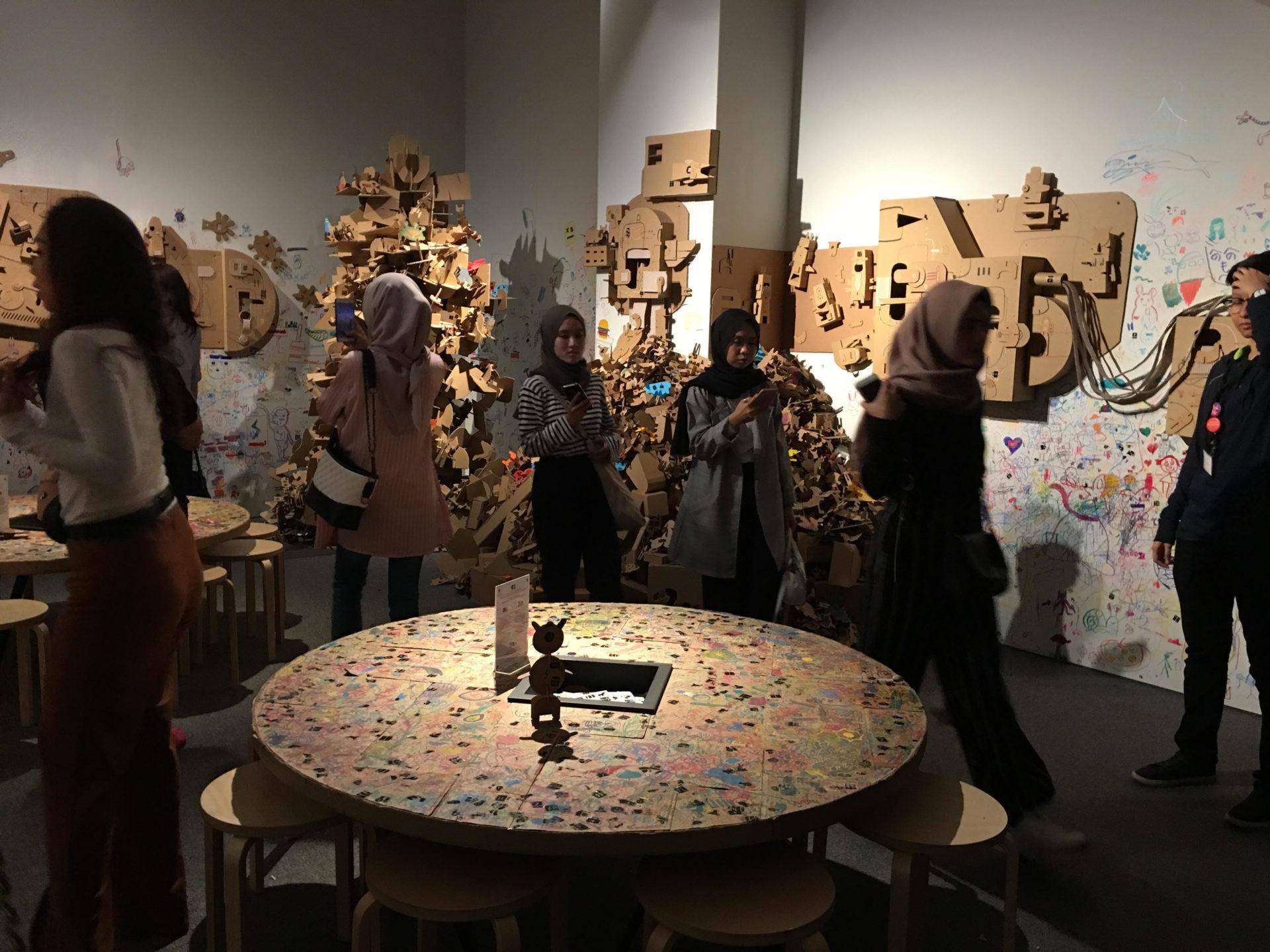 【亞太博物館連線專欄】為藝術教育及文化傳承而生—印尼現代及當代藝術館