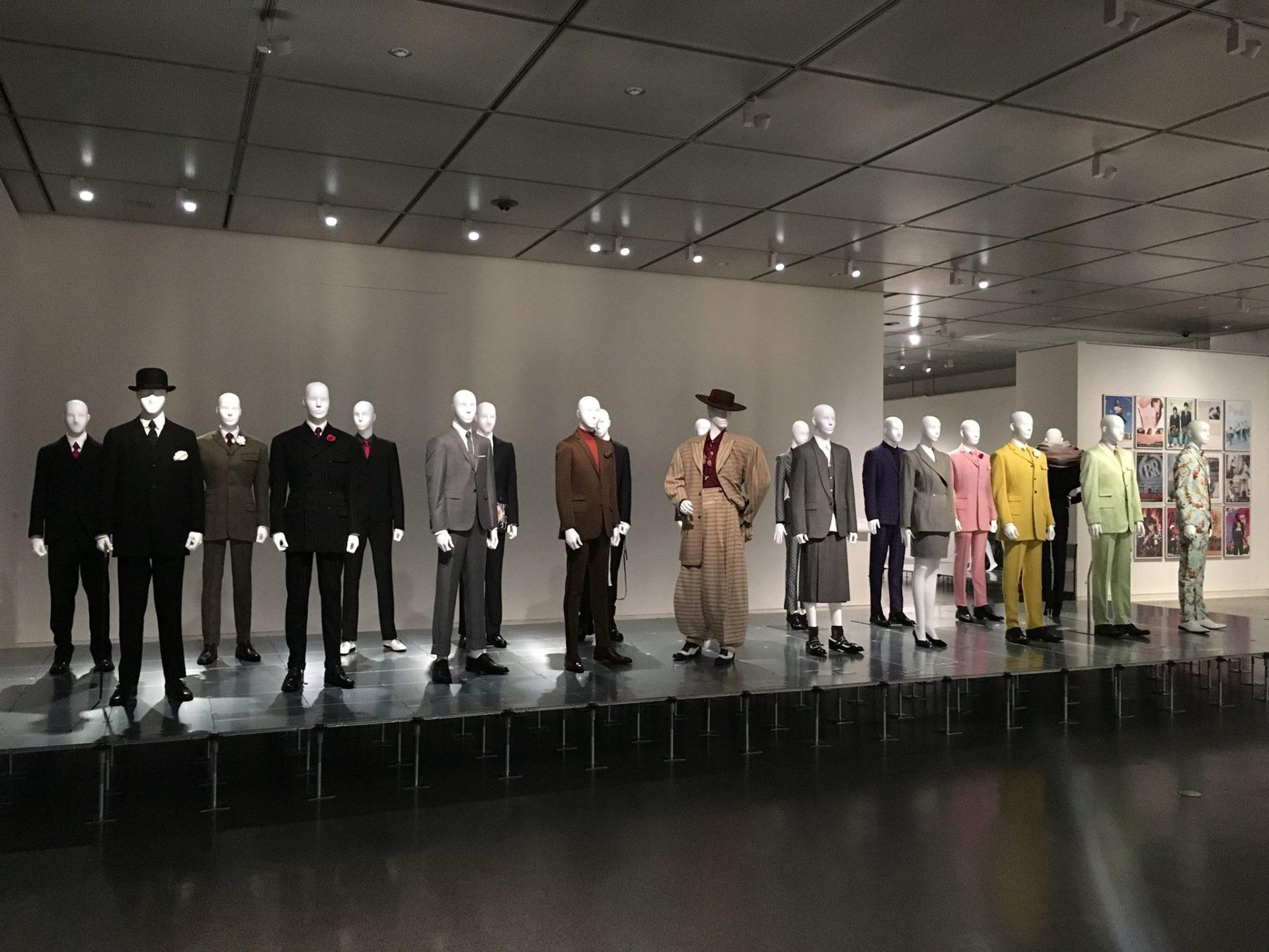 【博物之島新訊】怎麼展現你的Dress Code?走過傳統與未來的日本服裝界