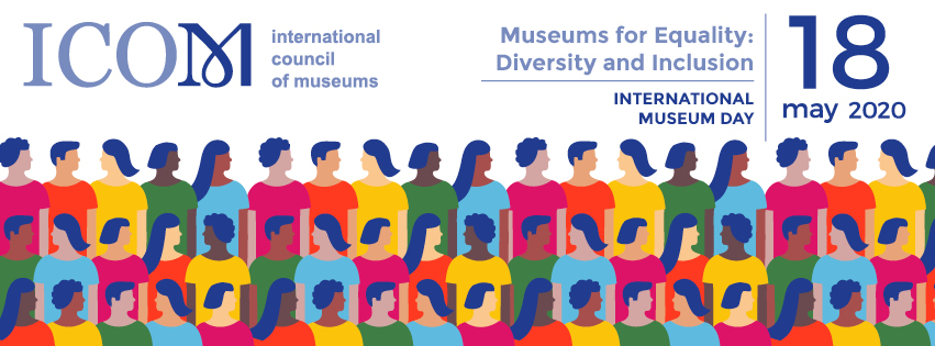 【博物之島新訊】2020年國際博物館日主題揭曉—博物館平權:多元與共融