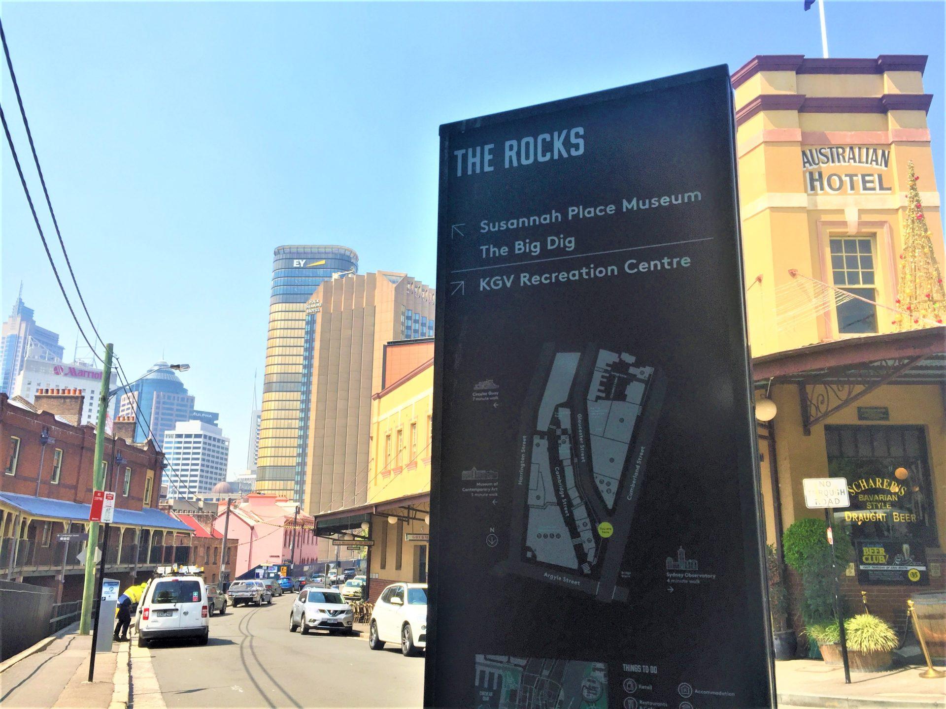 【博物之島新訊】從博物館出走吧!來趟雪梨岩石區徒步之旅