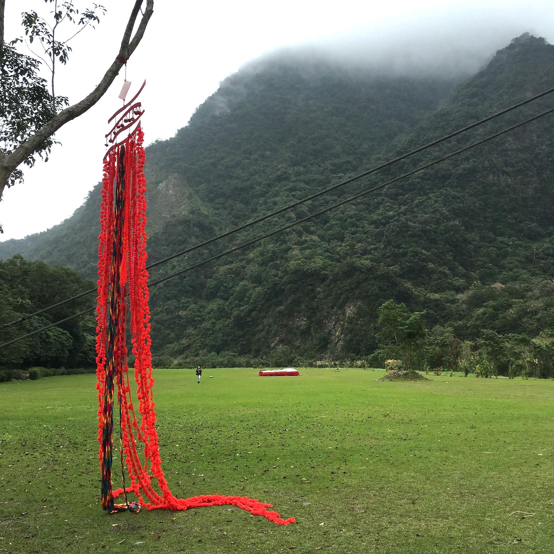 【博物之島新訊】雨霧、銅門、木瓜溪—第一屆「Phpah藝術聚」走訪速記
