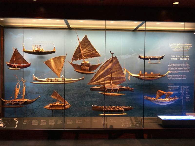 【Museums Link Asia-Pacific】Hawaiian Bishop Museum: Austronesian Linkage at the Intersections of Pacific Cultures
