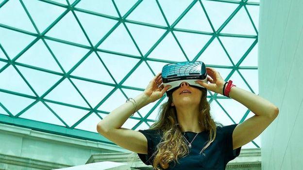 大英博物館以虛擬實境(VR)技術提升參訪者體驗