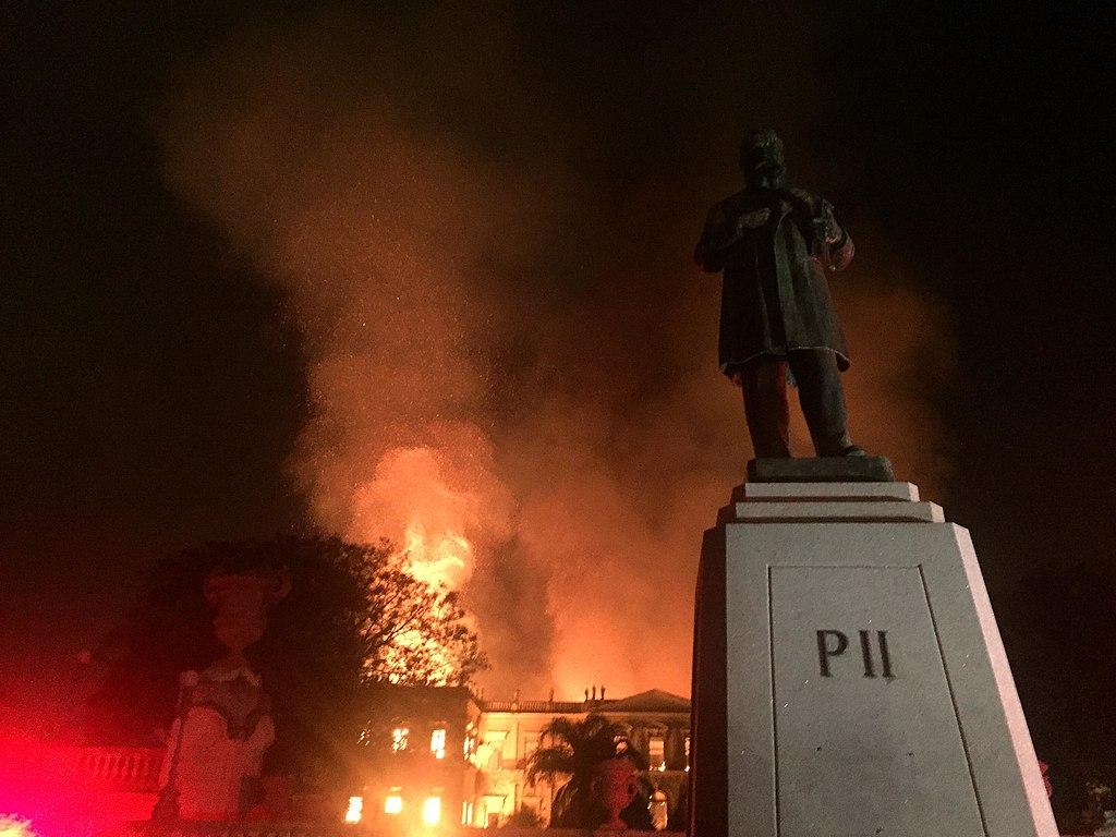 【新訊】巴西國家博物館火災借鏡  ICOM呼籲各國重視博物館之永續經營