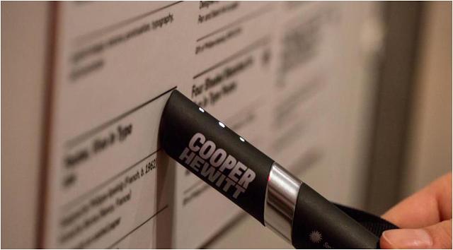 The Cooper Hewitt Pen 讓你一筆掌握