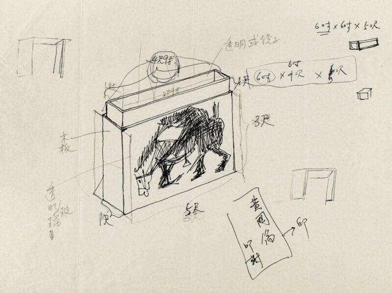 【博物之島專文】張世倫談身後展的展示倫理方法—以檔案為依歸再現測量暗角