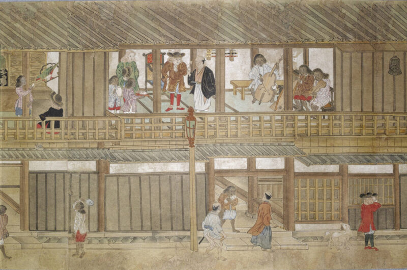 【Museums Link Asia-Pacific】Rangaku and Museums: Rediscovering the Cross Cultural Interaction during Edo Period in Japan