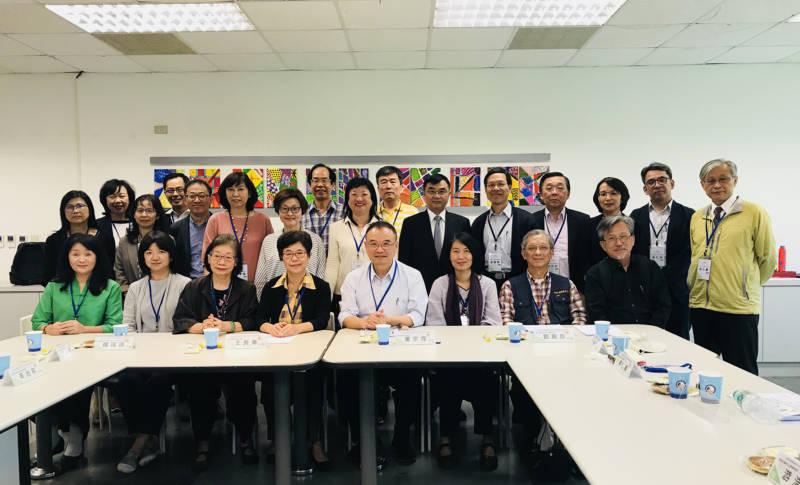 2018/03/31:中華民國博物館學會新團隊上任 . 打造博物館資源共享平台