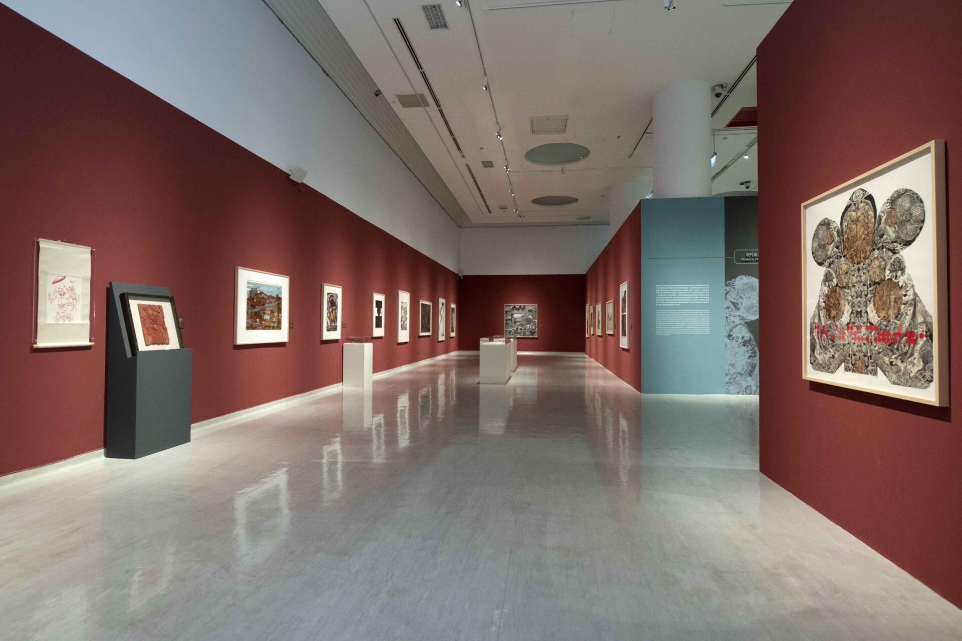 國立台灣美術館:2020/07/18-10/11【「版印潮」展現不同世代創作對話】