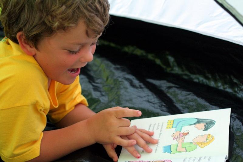 【新訊】為什麼故事對孩子的學習很重要?