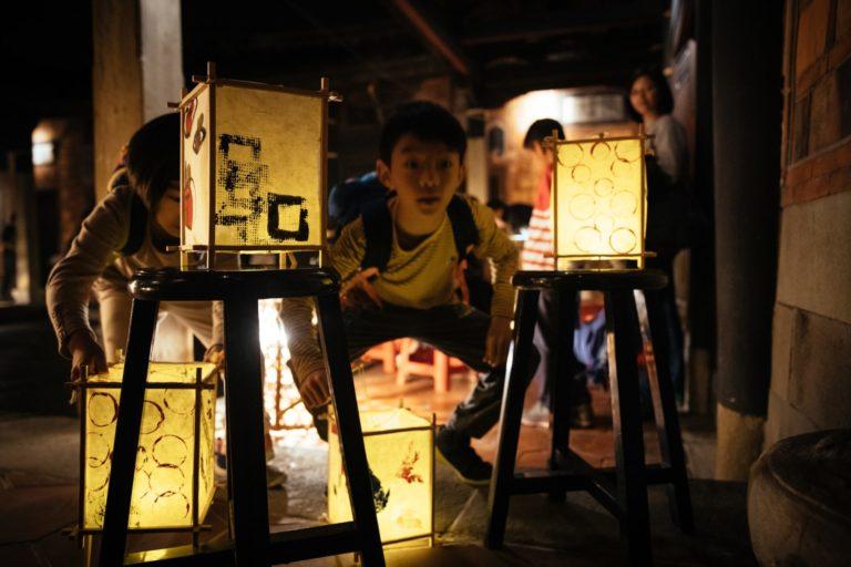 《燈籠宴》手作燈籠並品嘗客家手路菜(圖片提供/臺灣古厝再生協會)