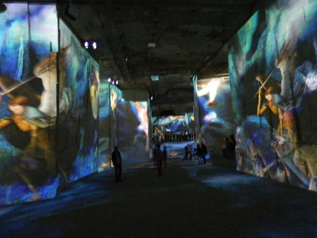 南法光之採石場—科技、藝術與場域的完美結合