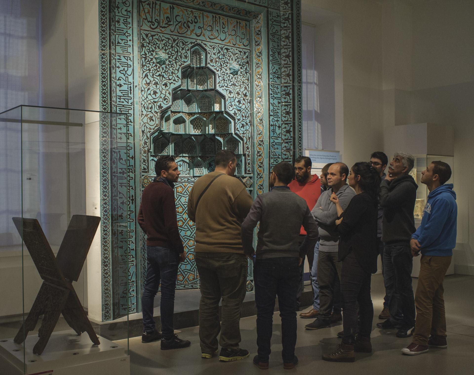【新訊】他鄉和同鄉的交會點  移民導覽與博物館觀眾說故鄉事