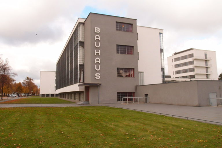 【新訊】整個德國都是包浩斯博物館