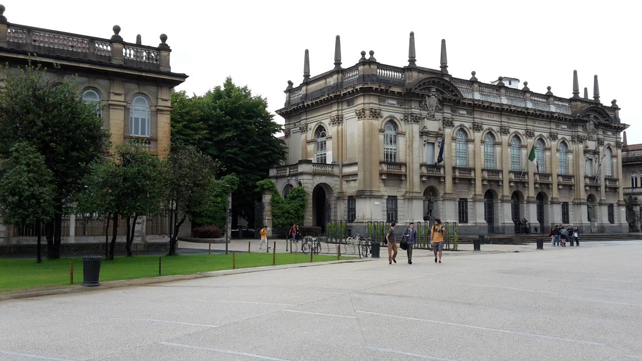 【新訊】國際建築與博物館技術委員會ICAMT:2019米蘭研討會