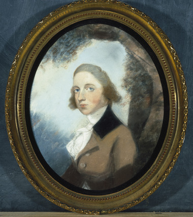 孤獨男爵 Sir Henry Crewe, 7th Baronet (1763-1819),圖片來源