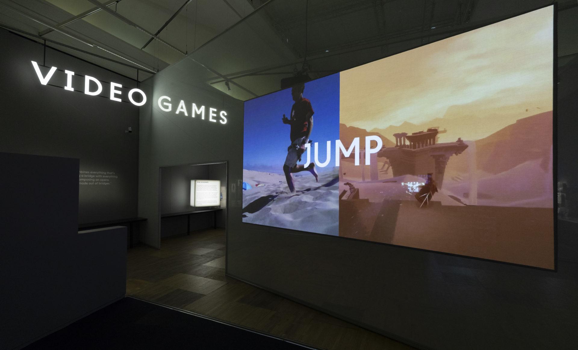 【專文】電子遊戲與其當代省思:V&A博物館的電玩特展