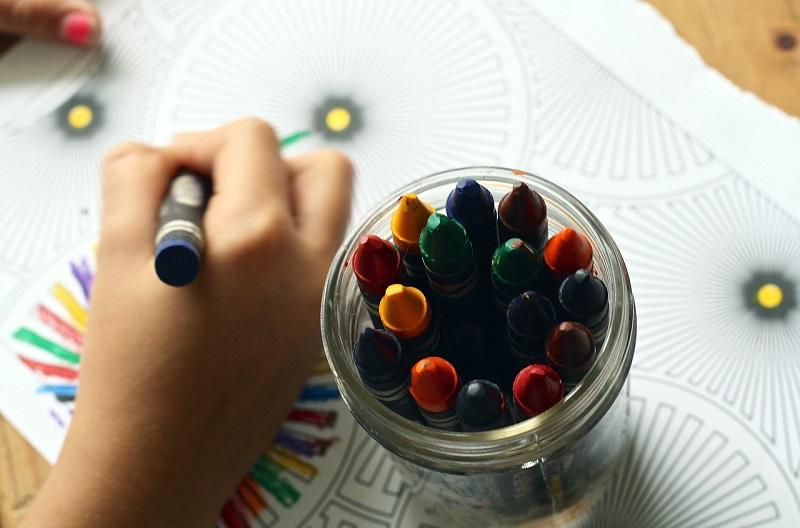 【新訊】用著色本舒緩壓力-在博物館 用藝術教育/治療找回能量