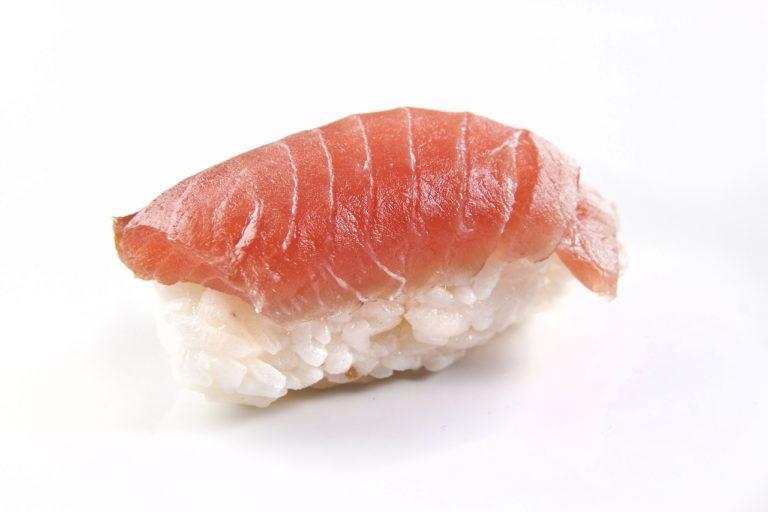 就算是一貫壽司,米粒的數量、整體的尺寸,都是被精心設計過的