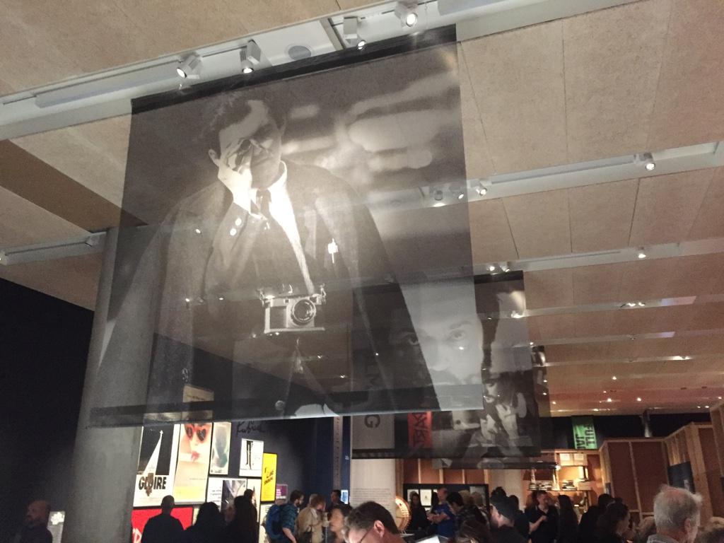 庫柏力克展覽第一展區著重製作電影的每個重要部分,包括構思、腳本、尋找演員、場地、音效、道具、視覺、海報設計和剪接,許多珍貴的電影原初劇本皆在此展出。攝影:戴映萱。