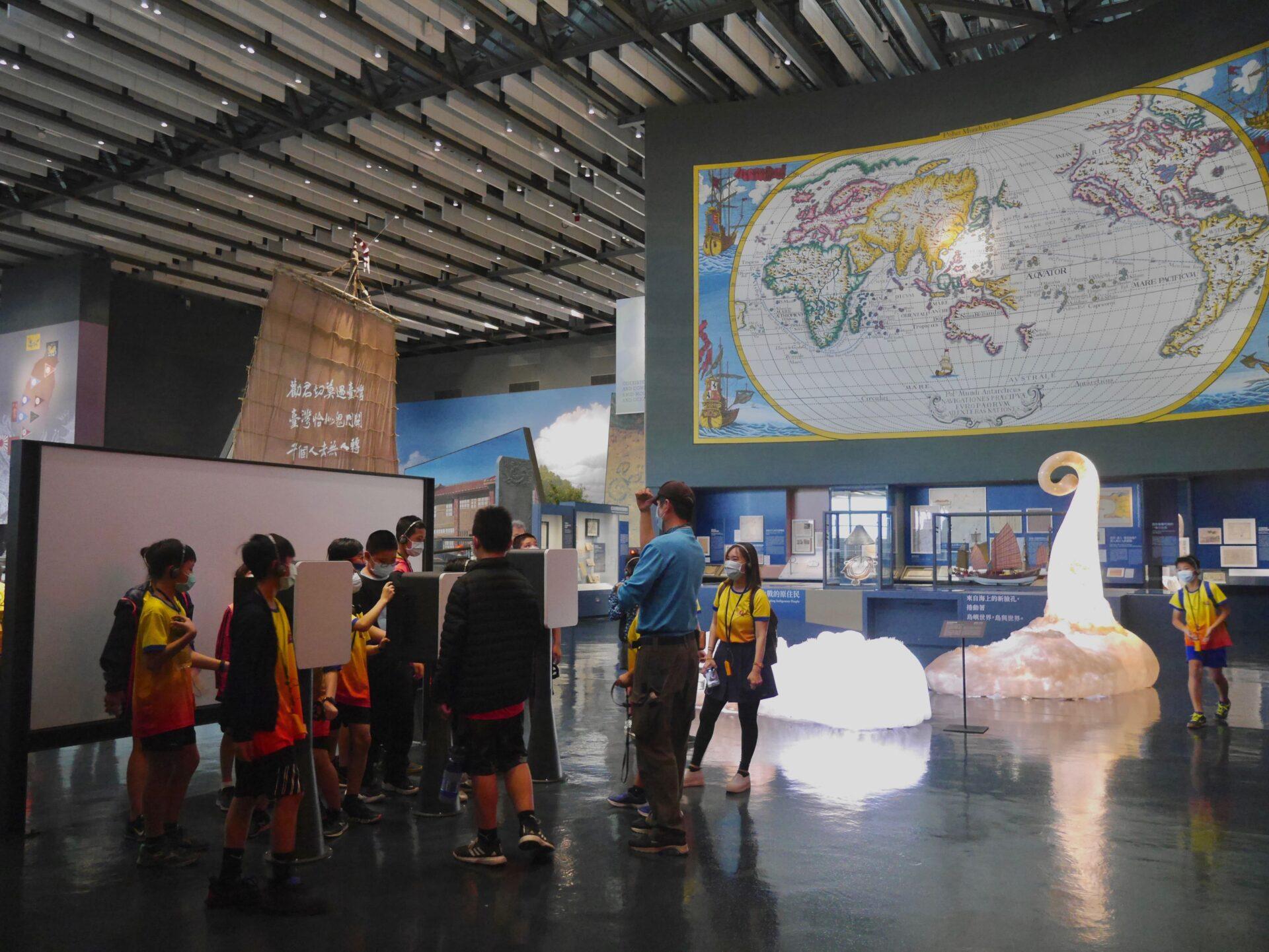 【博物之島專文】博物館展示製作的新觀點 ─評「臺史博」常設展「斯土斯民:臺灣的故事」(二)