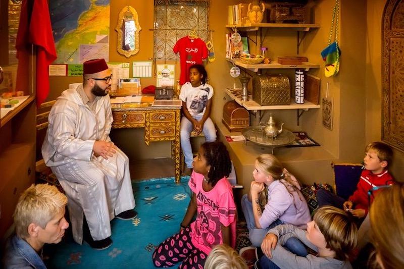 【博物之島新訊】如何讓孩子擁抱世界文化?荷蘭熱帶兒童博物館的沉浸式展覽設計