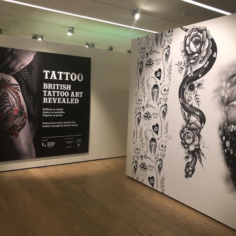 【博物之島新訊】我紋身但我不壞!英國紋身藝術展顛覆你的既定印象
