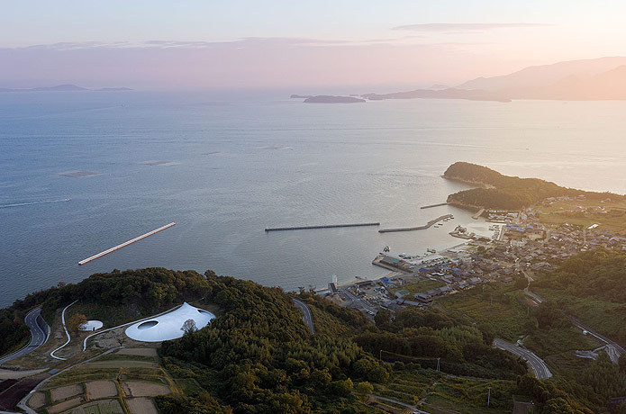 【Museums Link Asia-Pacific】Watching the Sea from these Islands' Museums―Teshima & Inujima Seirensho Art Museum