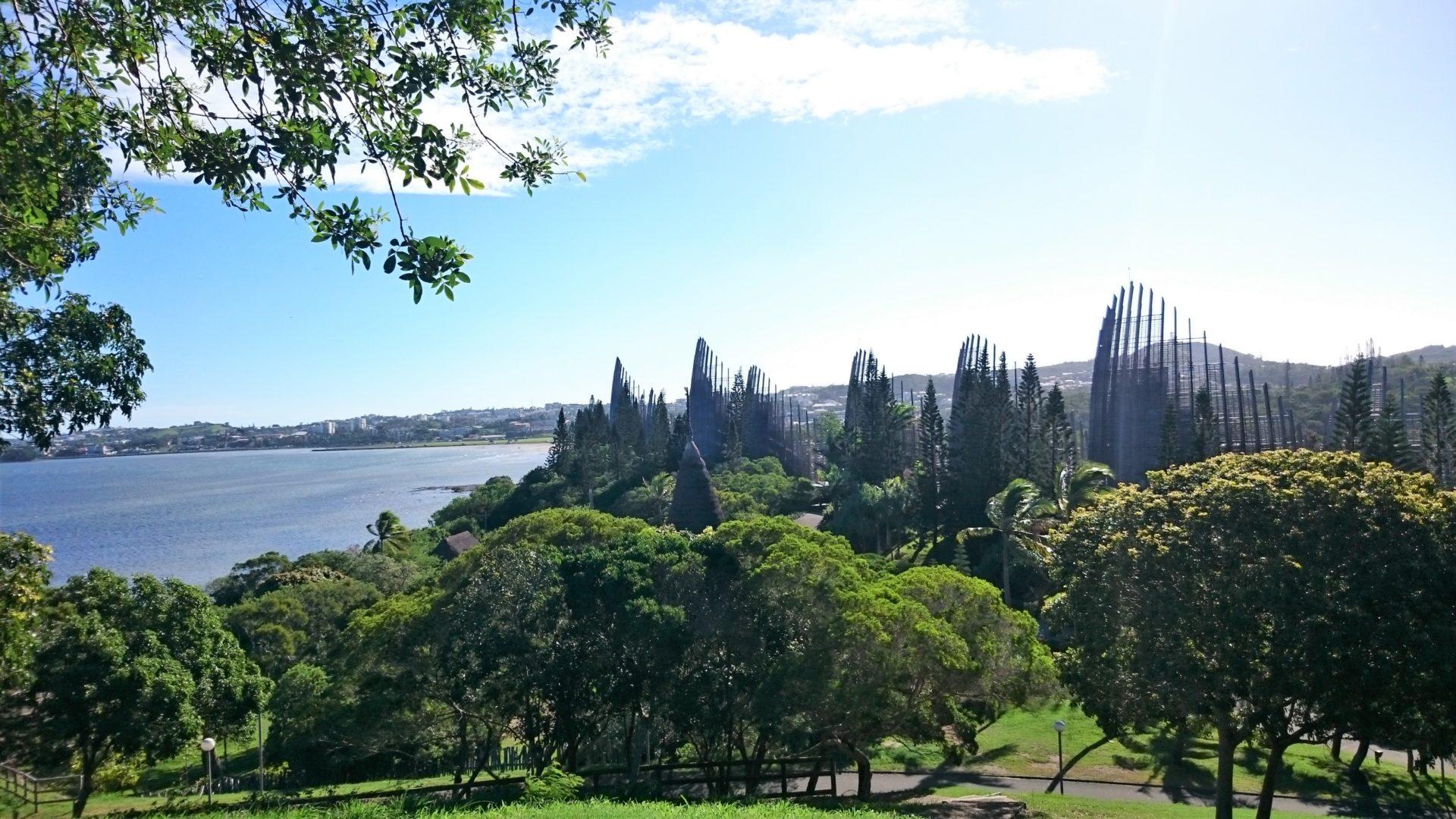 【亞太博物館連線專欄】新喀里多尼亞堤堡文化中心—創造性的文化傳承