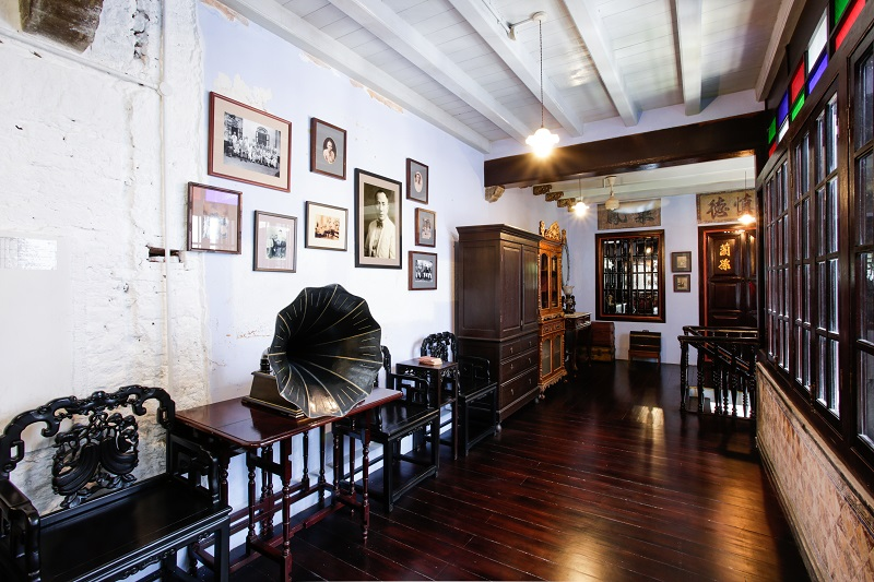 【Museums Link Asia-Pacific】Inside Singapore's Baba House – A Treasure Trove of Peranakan Culture