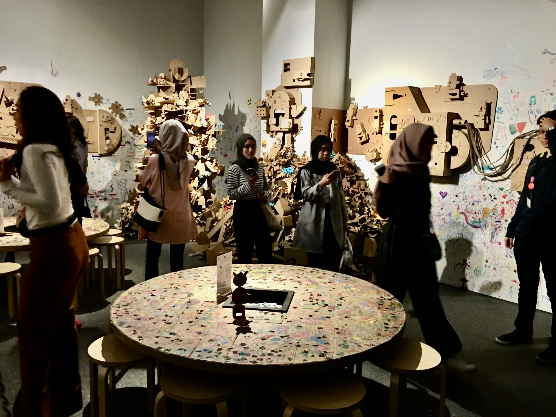 【Museums Link Asia-Pacific】Born for Art Education and Cultural Heritage: The Museum of Modern and Contemporary Art in Nusantara
