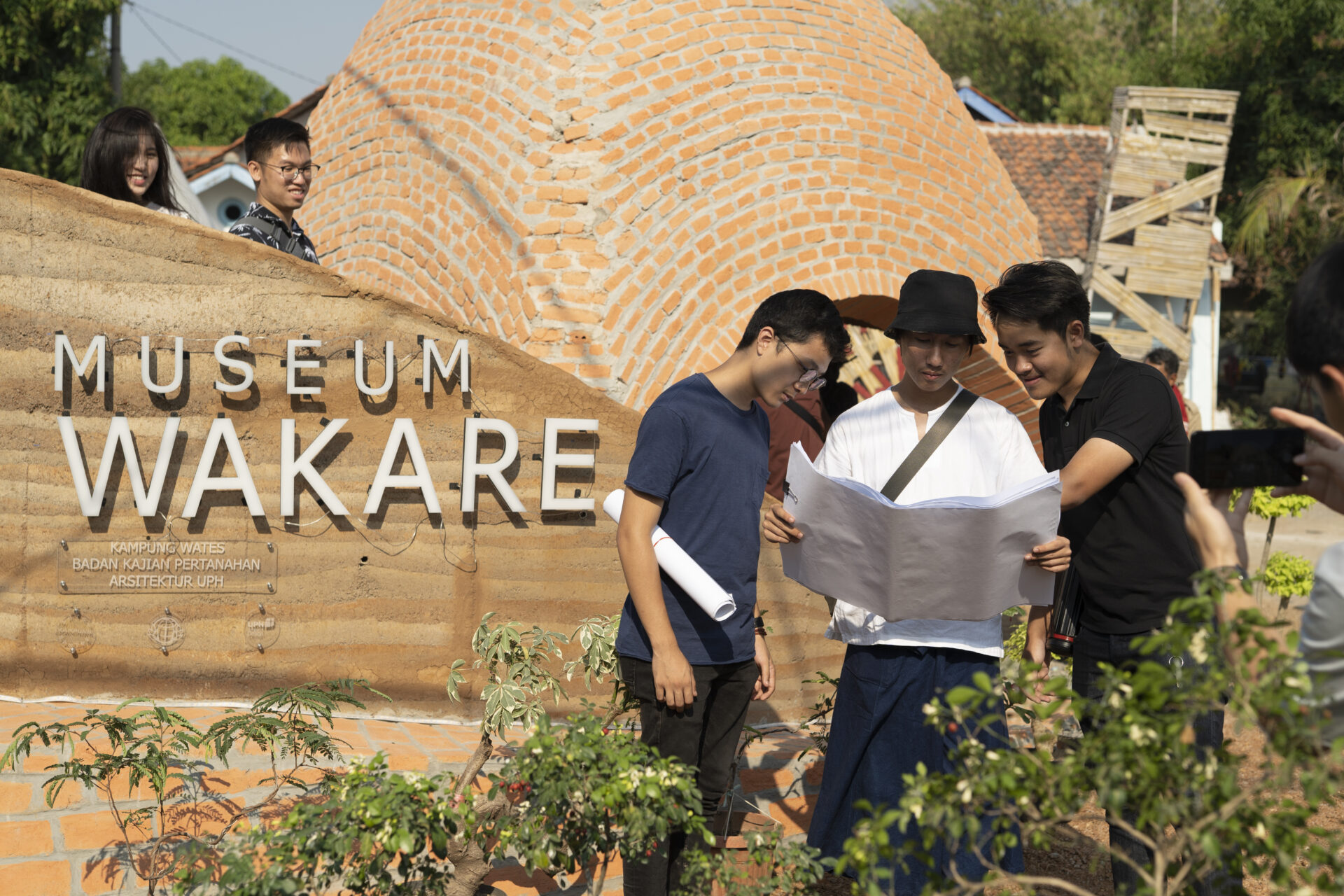 【Museums Link Asia-Pacific】A Museum for the Community! Indonesian WAKARE MUSEUM Tells Stories of the Land
