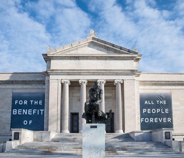 【新訊】克利夫蘭美術館的轉型:以公眾參與共築包容與多元的未來